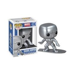 Figurine-Funko POP! Marvel silver surfer 19