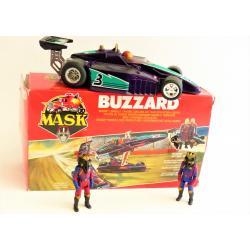 Mask-Buzzard-Kenner-jouet rétro- en boîte-