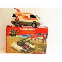 Mask-Slingshot-Kenner-jouet rétro- en boîte-