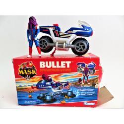 Mask -Véhicule Bullet - Marque Kenner - jouet rétro-en boîte