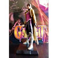 Figurine d'occasion- en plomb- Eaglemoss-X Men-Gambit n°35