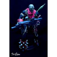 Spawn commando-Figurine-Fan'art-1/6ème-Modèle unique