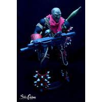 Spawn commando-Figurine-Fan'art-1/6ème-Modèle unique