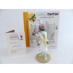 Figurine collection officielle Tintin n°25 Le maharadjah de rawhajpoutalah