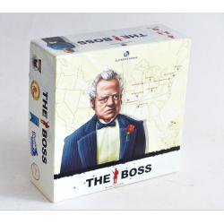 Jeu de réflexion-The Boss-Blackboard Editions-occasion