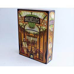 Jeu de stratégie-Bruxelles 1893-occasion-Pearl games éditions