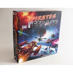 Jeu de stratégie-Pirates de l'espace-occasion-Sirius éditions