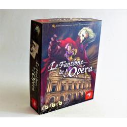 Jeu de stratégie-le fantôme de l'opéra-occasion-Hurrican édition