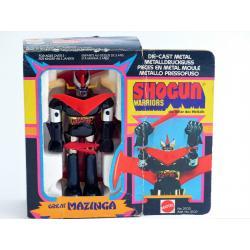 Shogun warriors-Mazinga-Mattel-1979-En boîte