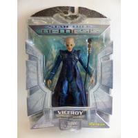 Star Trek Nemesis Viceroy-Action figure en boîte-Artasylum
