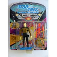 Star Trek The next generation-Data-Action figure en boîte-Playmates