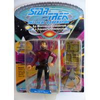 Star Trek The next generation-commandant William T Riker-Action figure en boîte-Playmates