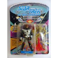 Star Trek The next generation-Gowron-Action figure en boîte-Playmates