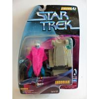 Star Trek -Andorian-Action figure en boîte-Playmates