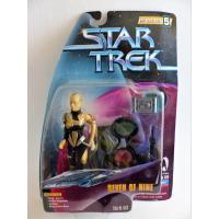 Star Trek -Seven of nine-Action figure en boîte-Playmates