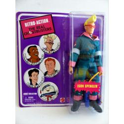 Ghosbusters-Egon Spengler-Mego action figure-retro-Mattel