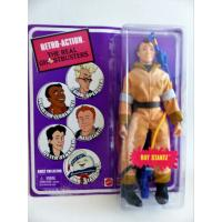 Ghosbusters-Ray Stanz-Mego action figure-retro-Mattel