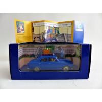 En voiture Tintin n°35-Le taxi de moulinsart -Editions Atlas