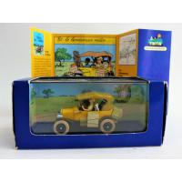 En voiture Tintin n°03-La La Ford T-Editions Atlas