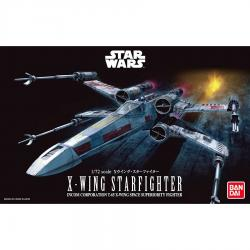 Star Wars-X wing Starfighter-Maquette-Bandai