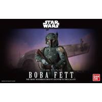 Star Wars-Boba Fett-Maquette-Bandai
