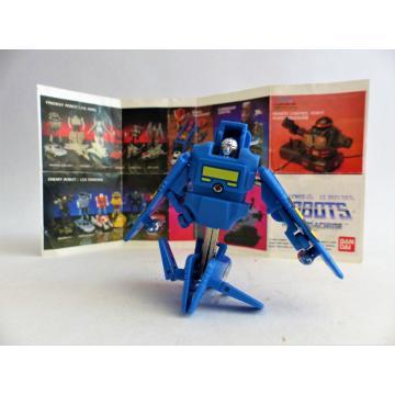 Bandai Gobots Machine Ace Robot Gobots Robot 5ScjL3A4Rq
