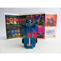 Gobots-robot machine-Buggy Man-Bandai