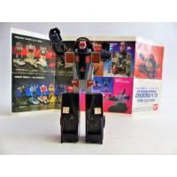 Gobots-robot machine-Crasher-Bandai