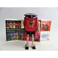 Gobots-robot machine-Zeemon-Bandai