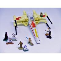 Star wars-x-wing luke Skywalker-Kenner-Die cast