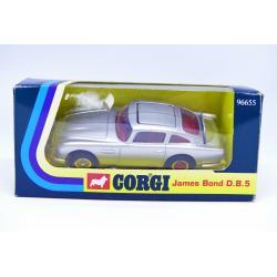 James Bond-Aston Martin DB5-Corgi toys-96655