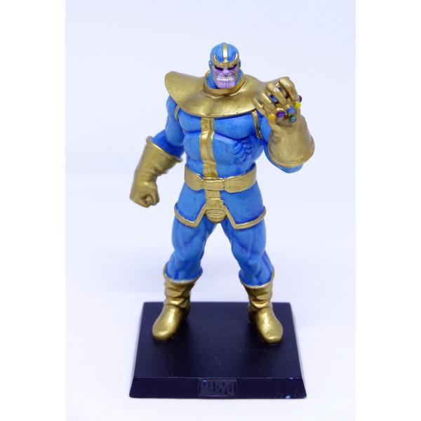 boite Marvel Figurine Plomb Eaglemoss Spiderman pièce échec