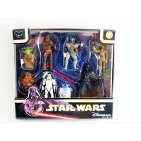 Star wars-Set de  8 figurines collector-Disneyland-en boîte