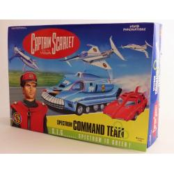 Captain Scarlet-coffret spectrum command team-Vivid imagination