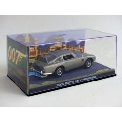Les voitures de James Bond-n°11- Aston Martin DB5-Fabbri-Thunderball