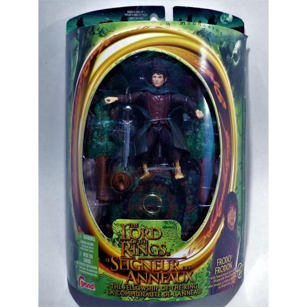 Le seigneur des anneaux peter jackson action figures Toybiz