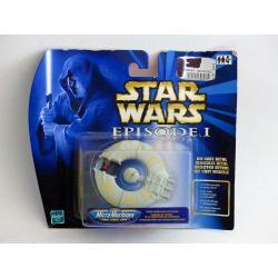 Star wars micro machines - vaisseau de combat - véhicule en métal - Hasbro