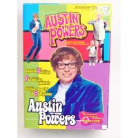 Austin Powers ' s movie action figure - Austin power in suit - Mc Farlane toys – 2000