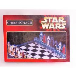 Jeu d'echec - Star wars trilogie originale - A la carte