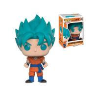 Figurine-Funko POP!  Dragonball Z Super Saiyan Goku 121