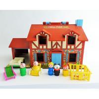 Fisher Price 991 - Circus train- Play faily -  retro toys