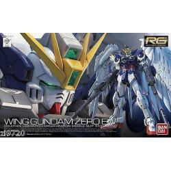 Gundam - Wing Gundam Zero - Model Kit - Bandai