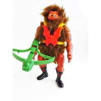Vintage Masters of the universe action figure - Grizzlor - Mattel