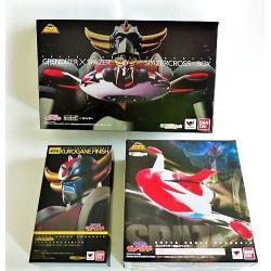 UFO robot Grendizer - Grendizer spazercross - Box - Bandai