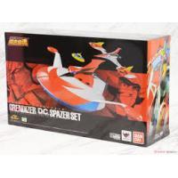 UFO robot Grendizer spazer saucer -  Grendizer - GX 76 - Soul of Chogokin - Bandai