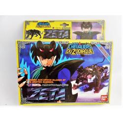 Saint Seiya - Zeta - bandai retro - used wit box