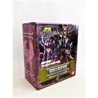 Chevaliers du zodiaque - Minos du gryphon - jouet rétro en boîte Bandai