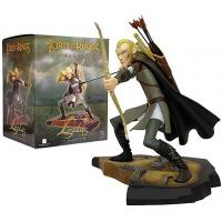Lord of the rings - LOTR - Legolas - Gentle Giant Animated - with box