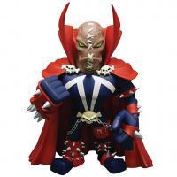 Spawn - figurine Hellspawn Hambuger head en plastique - medicom toys