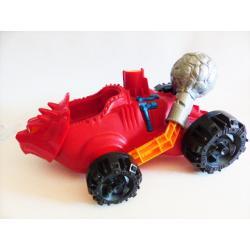 Vintage Masters of the universe Vehicle – Bashausaurus – Mattel